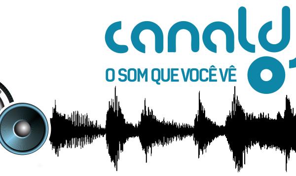 Caneca Oficial - CANAL DJ - CC-CDJ-04 - Alto Falante e Ondas de Som by Bordado & Cia - @bordado.cia