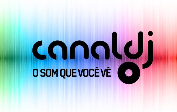 Caneca Oficial - CANAL DJ - CC-CDJ-03 - Ondas de Som Color by Bordado & Cia - @bordado.cia