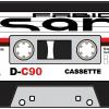 Caneca Oficial - DJ FABIO SAN - CC-FS-05 - Fita Cassete by Bordado & Cia - @bordado.cia