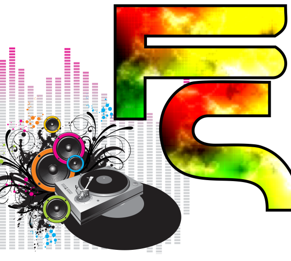 Caneca Oficial – DJ FABIO SAN – CC-FS-04 – Equalizador e Logo by Bordado & Cia - @bordado.cia
