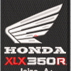 Patch Honda XLX 350R by Bordado & Cia - @bordado.cia