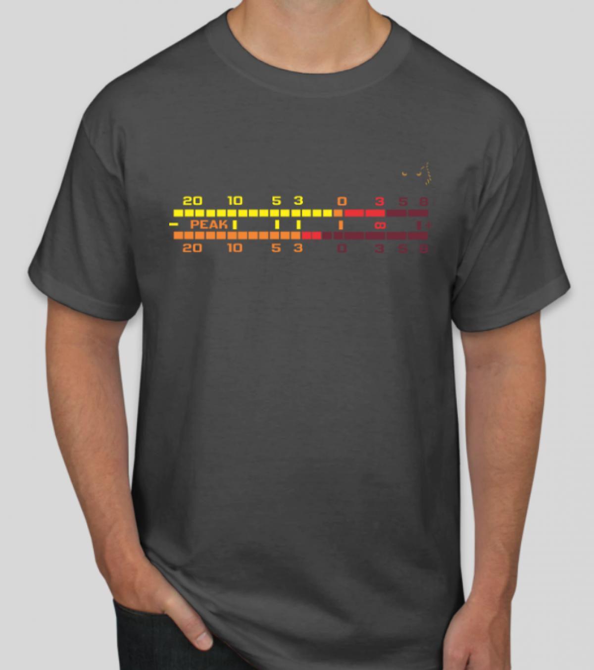 Camiseta VU Digital Meter by B&C Custom - @bordado.cia