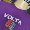 Camiseta Bordada Oficial da Festa Volta 80 by Bordado & Cia - @bordado.cia @volta80
