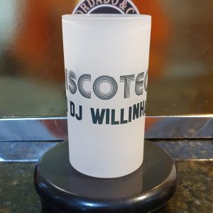 Caneca de Chopp da Discoteca do DJ Willinha by Bordado & Cia - @bordado.cia @djwillinha