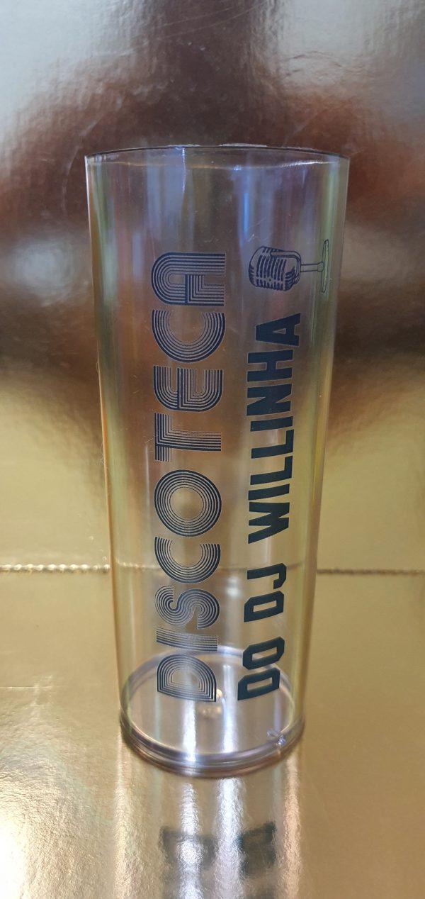 Copo Long Drink da Discoteca do DJ Willinha by Bordado & Cia - @bordado.cia @djwillinha