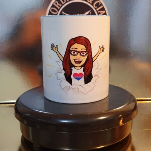 Caneca Oficial da Bordado & Cia Custom - Avatar - by Bordado & Cia - @bordado.cia