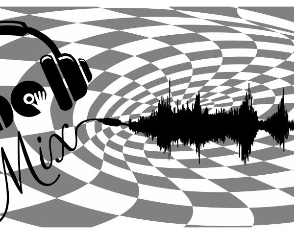 Caneca Oficial do DJ IDO MIX - Infinito - by Bordado & Cia - @bordado.cia @djidomix