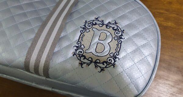 Bolsa Passeio - Bebê - Maternidade by Bordado & Cia - @bordado.cia