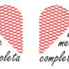 Caneca Dia dos Namorados - Ele & Ela - by Bordado & Cia - @bordado.cia