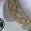 Boné Bordado da Danceteria TOCO by Bordado & Cia - @bordado.cia; @dj.vadao; @tocodance; #danceteriatoco