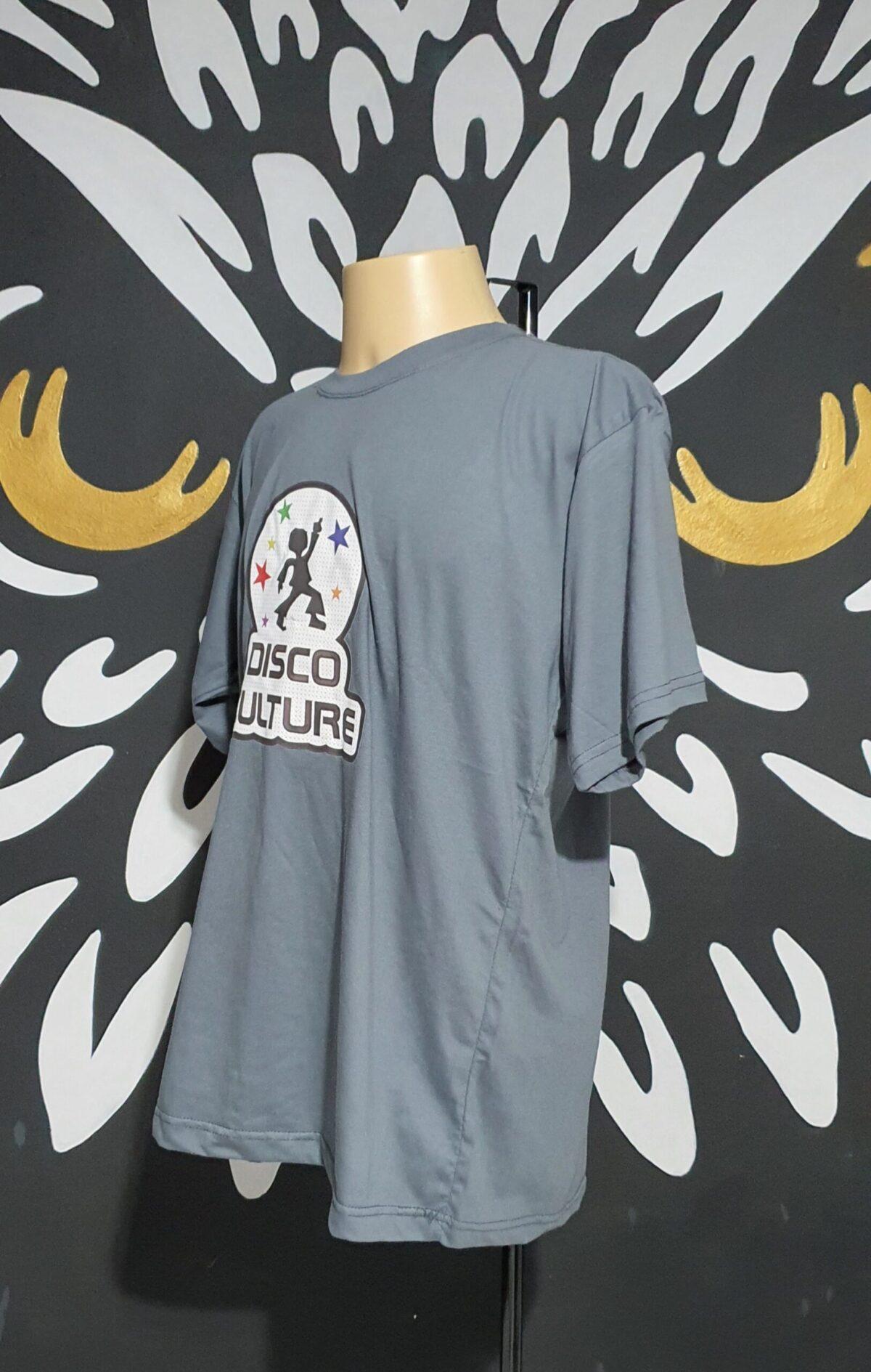 Camiseta Estampada Disco Culture by Bordado & Cia Custom - @bordado.cia #bordadoecia