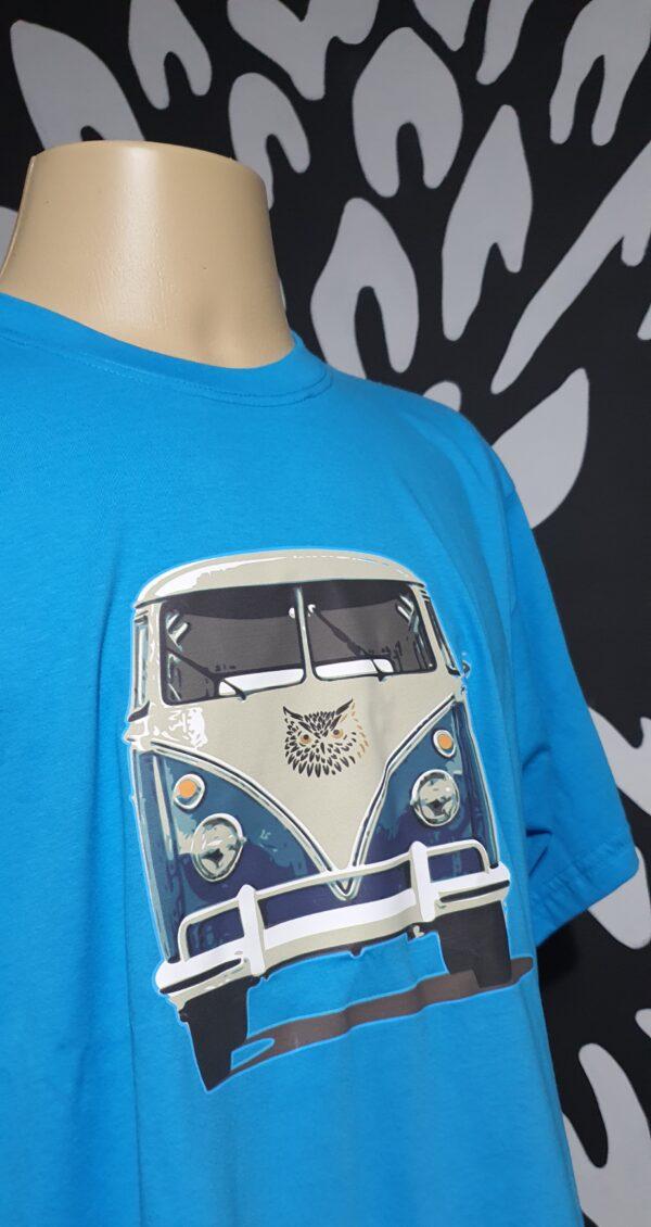 Camiseta Estampada Kombi Corijinha by Bordado & Cia Custom - @bordado.cia #bordadoecia