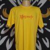 Camiseta Bordada Oficial da Danceteria Rhapsody by Bordado & Cia - @bordado.cia; @djrobsonbraga; @danceteriarhapsody; #danceteriarhapsody