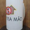 Caneca de Chopp Oficial Contra Mão by Bordado & Cia - @bordado.cia; @dj.vadao; @danceteriacontramao; #danceteriacontramao