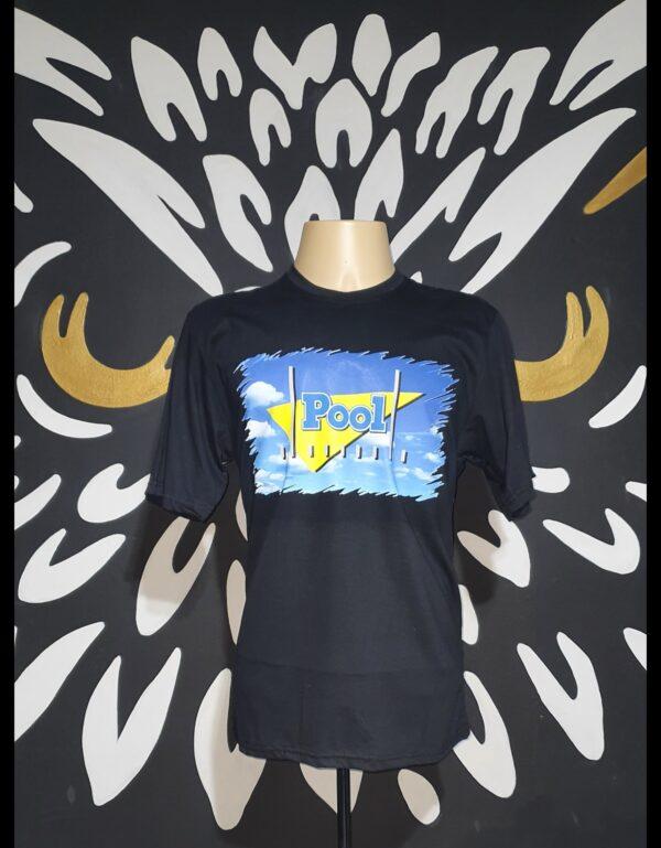 Camiseta POOL FM by Bordado & Cia - @bordado.cia; @poolfm