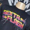 Camiseta Sexta Flash - Canal DJ by Bordado & Cia - @bordado.cia; @sexta.flash; @canaldj