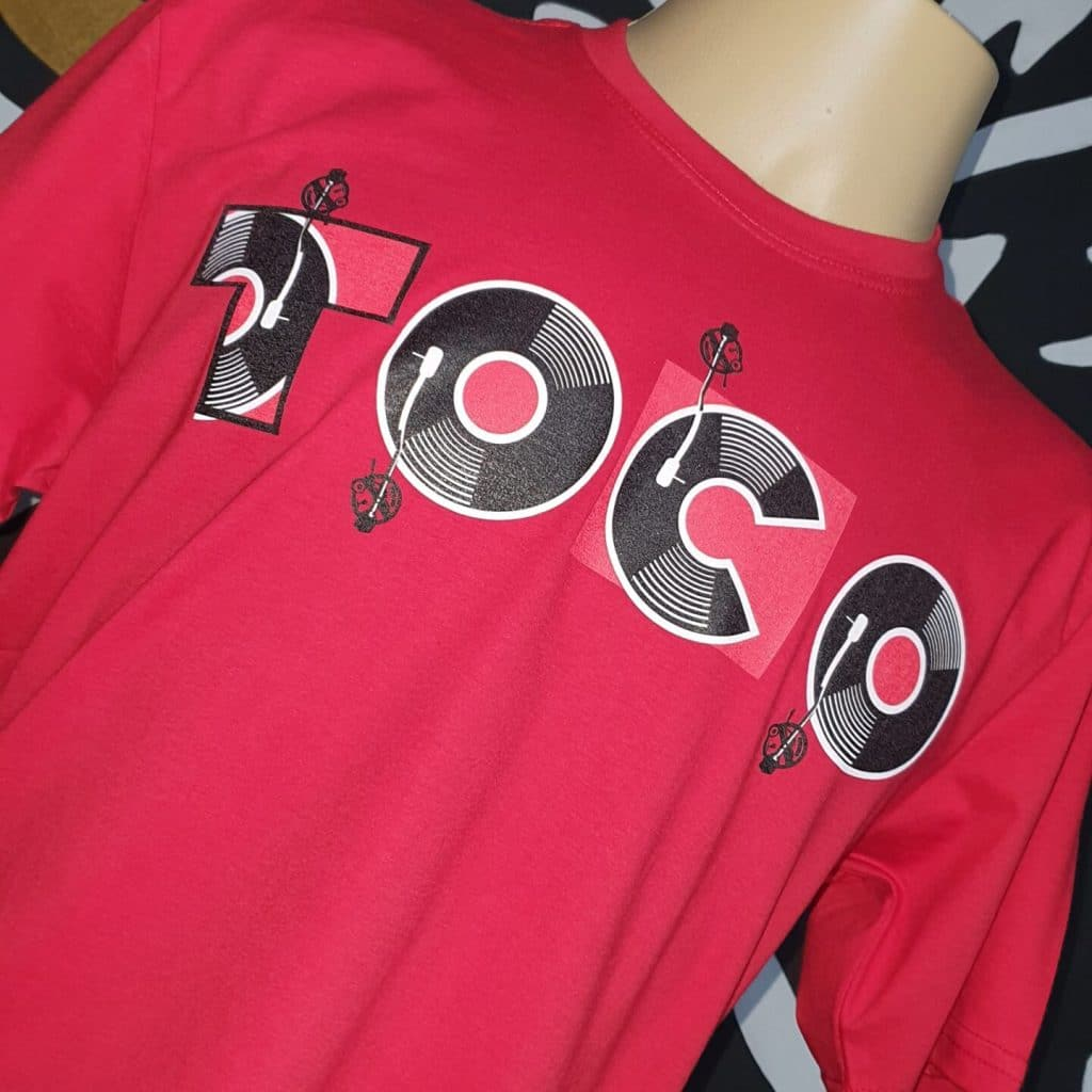 Camite TOCO - Pickup by Bordado & Cia - @bordado.cia; @dj.vadao; @tocodance; #danceteriatoco